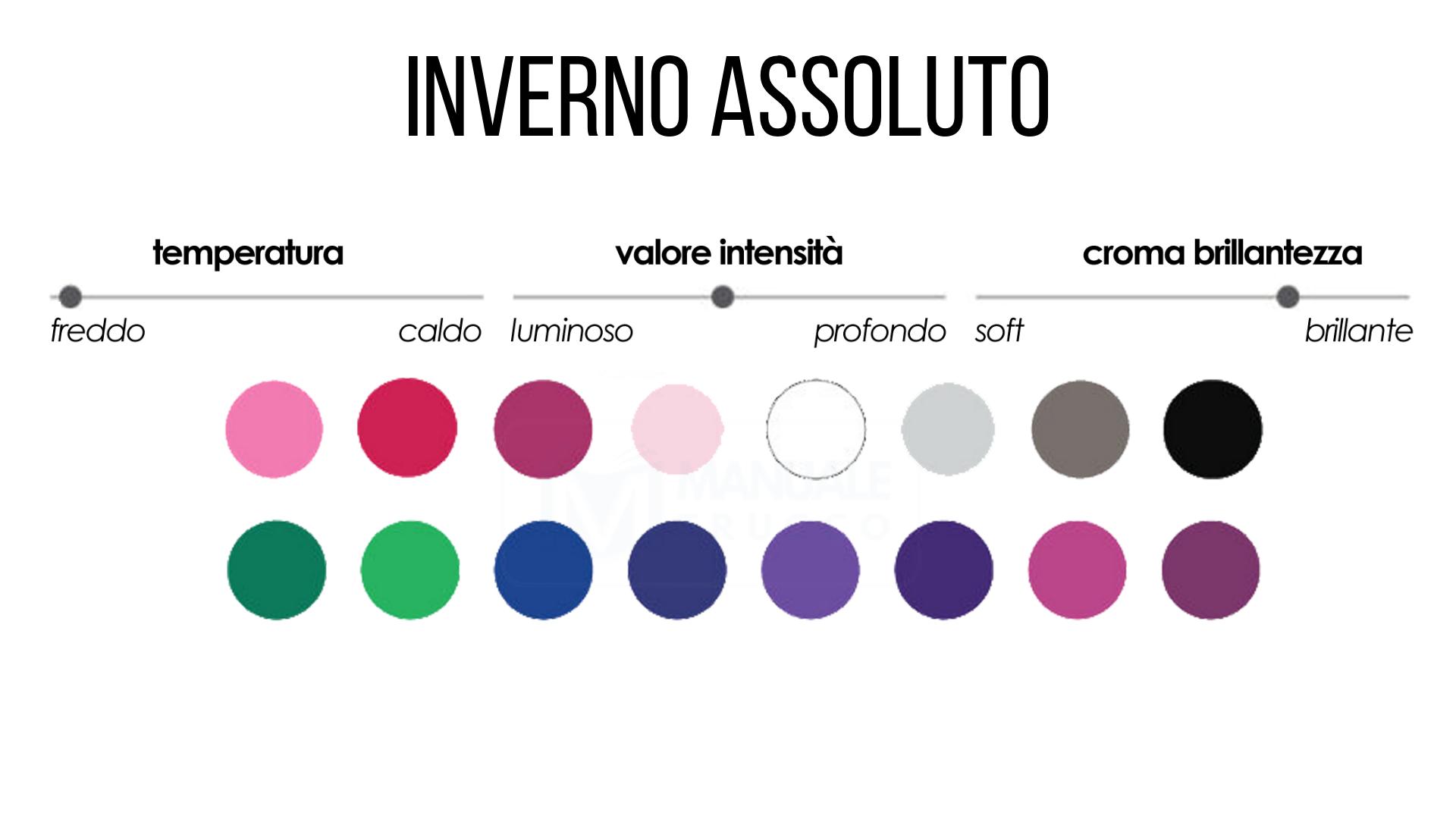 Delicato Colore Viola Pallido la parola d'ordine per il make-up per inverno profondo è